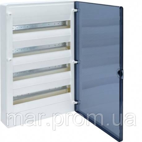 Щит с / у с прозрачными дверцами, 72 мод. (4х18), GOLF