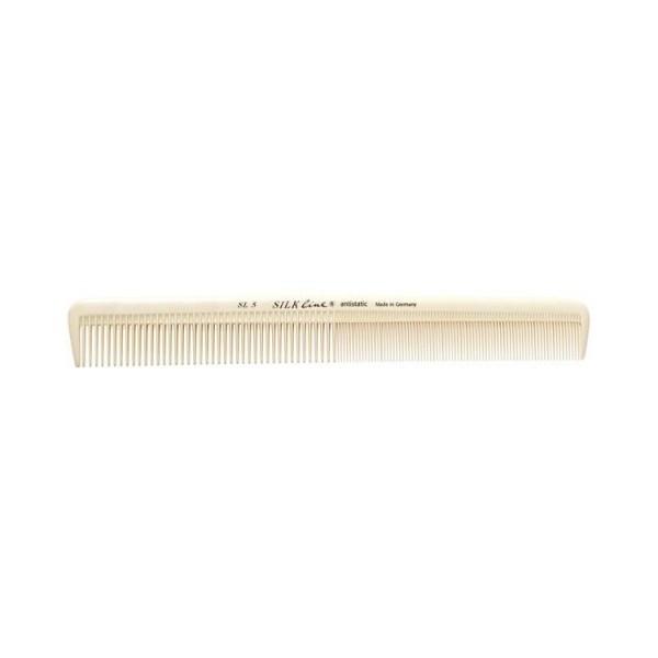 Гребешок силиконовый для мужской стрижки 21,6 см