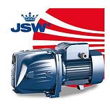 Насосная станция  Pedrollo HF JSWm 2AX/24CL (JSWm15MX/24), 1,1 кВт, 4,2 м3/ч, 58 м, фото 2