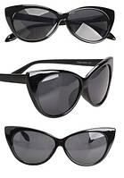 """Женские солнцезащитные очки, стиль """"кошачий глаз"""", ретро, винтаж, суперцена , фото 1"""