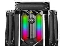 Комплект акустики 3.1 DJACK E-881 100W (USB/FM-радио/Bluetooth)