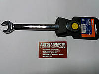 Ключ рожково-накидной с трещоткой на 19 Miol