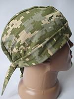 Военные банданы из хлопковой ткани., фото 1