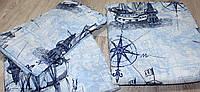 Постельное белье двухспальное жатка Тирасполь Абстракция, фото 1