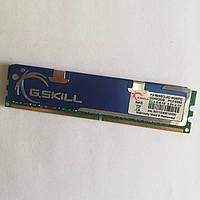 Игровая оперативная память G.Skill DDR2 2Gb 1000MHz PC2 8000U CL5 (F2-8000CL5D-4GBPQ) Б/У, фото 1