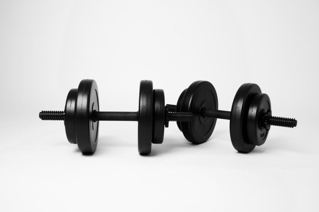 Гантели 2х8 кг