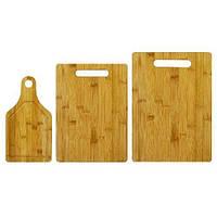 Набор деревянных разделочных досок Stenson  WHW22015