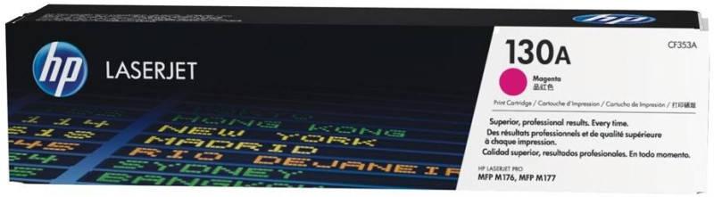 Заправка картриджа HP CF353A (130A) Красный, фото 2