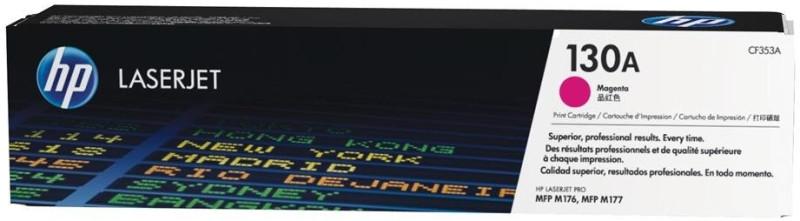 Заправка картриджа HP CF353A (130A) Красный