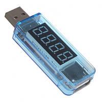 USB тестер до 7.5V Charger Doctor Тестер силы тока, напряжения, мощности для измерения с USB портом