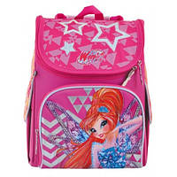 Рюкзак школьный, каркасный H-11 Winx  1 Вересня 556152