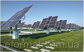 Солнечный трекер двухосный ZRS-10B