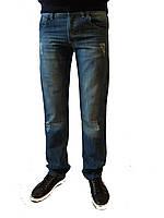 Джинсы мужские ABERCROMBIE & FITCH тёмно-синие