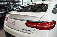 Mercedes GLE coupe C292 (2015-) Спойлер крышки багажника на багажник Mercedes Мерседес C292 GLE coupe (2015-)