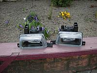 Фара противотуманная левая Opel Astra G, (Опель Астра) 1998-2009
