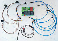 Двухпороговый цифровой блок управления  электрическим котлом (Украина)