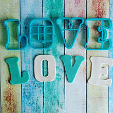 Буквы LOVE №1