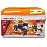 Металевий конструктор машина Meccano Junior Tool Box - Orange 61 деталь, фото 1