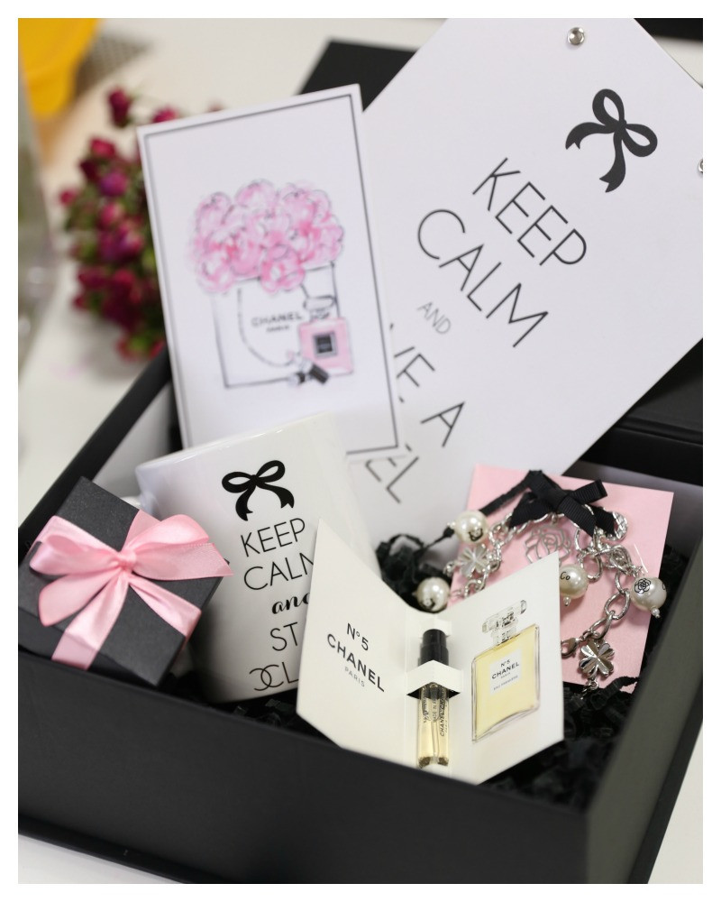 "Подарок для мамы ""Chanel №5"""