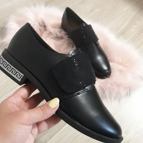 Туфлі жіночі чорні 39р