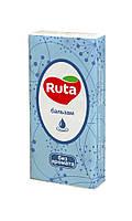 Носові хустинки Ruta білі 10 шт.