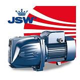 Насосная станция  Pedrollo HF JSWm 2CX /24CL (JSWm10MX/24), 0.75 кВт, 4,2 м3/ч, 50 м, фото 3