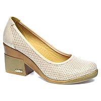 Женские повседневные туфли Guero код: 04373, последний размер: 38
