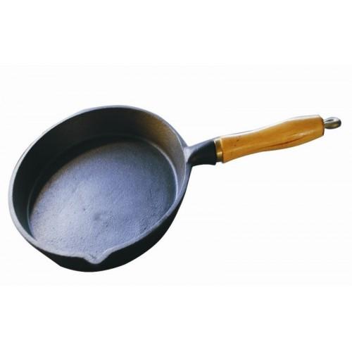 Сковорода чугуннная ALPARI XG89 26 см черная