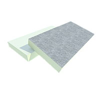 Теплоизоляционная плита UTHERM Flat Roof PIR BGM толщ. 100 мм 600х1200 мм