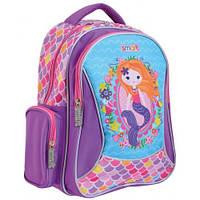 Рюкзак школьный ZZ-02 Mermaid Smart 556813