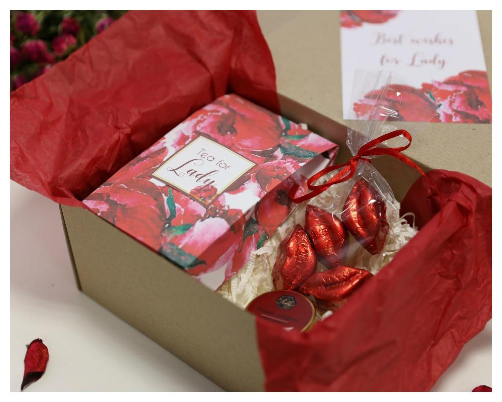 """Подарок для мамы """"Red"""""""