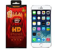Защитная пленка для iPhone 6 Plus - Remax Screen Protector (перед+зад), матовая