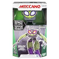 Интерактивный робот конструктор Микроноид Meccano Micronoid Switch, фото 1