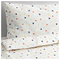 Комплект постельного белья STJARNBILD IKEA