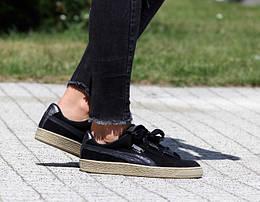 Оригинальные женские кроссовки Puma Suede Heart Safari 37-40р. 364083-03