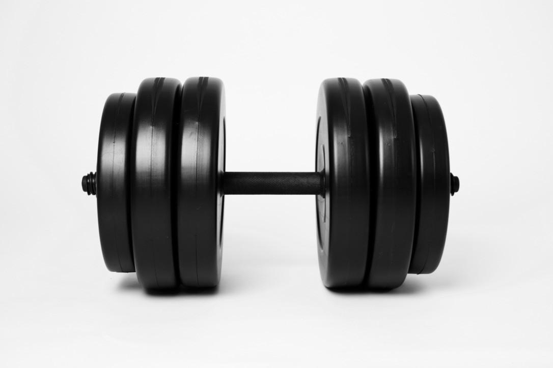 Гантелі 2х25 кг, фото 2