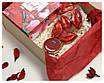 """Подаркисотрудницамна 8 марта Киев - подарочный набор  """"Red"""", фото 3"""