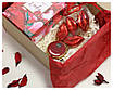 """Подарунки співробітницям на 8 березня Київ - подарунковий набір """"Red"""", фото 3"""