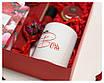 """Корпоративний подарунок до 8 Березня - набір """"Lady in red"""", фото 5"""