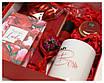 """Корпоративний подарунок до 8 Березня - набір """"Lady in red"""", фото 6"""