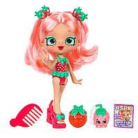 "Лялька Шопкинс Шоппи - Беррі Д Лиш 5"" Shoppie Doll with Matching Shopkin & Accessories, Бубі D lish"