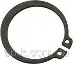 Стопорное кольцо наружное А17 ГОСТ 13942-86, DIN 471, фото 2