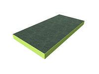 Теплоизоляционная плита UTHERM Flat Roof PIR BG коническая толщ. 90-100 мм 1200х1200 мм