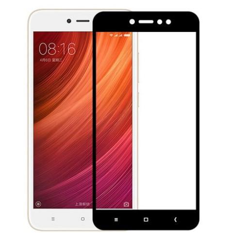 Защитное стекло Xiaomi Redmi Note 5A / 5A PRO / 5A Prime Full Cover Rinco (Black)