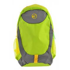 Рюкзак спортивный SL-01 салатовый YES 557504