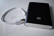 Портативное зарядное устройство Power Bank Xiaomi Mi (10400mAh) Павербанк, фото 3