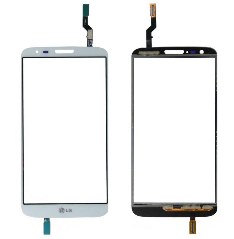 Тачскрин для LG D800 Optimus G2/D801/D803/LS980. белый