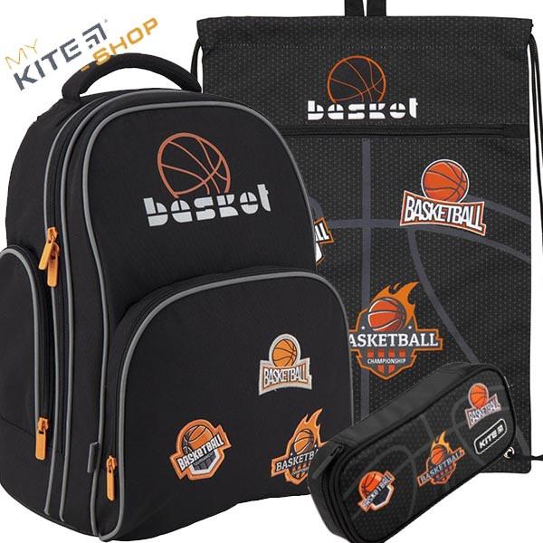 6e9bc72f6612 Рюкзак школьный Kite Education Basketball K19-705S-2 Весь комплект -  Mykite-shop