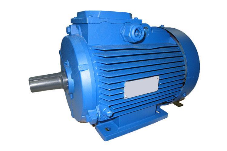 Двигатель АИР160S4