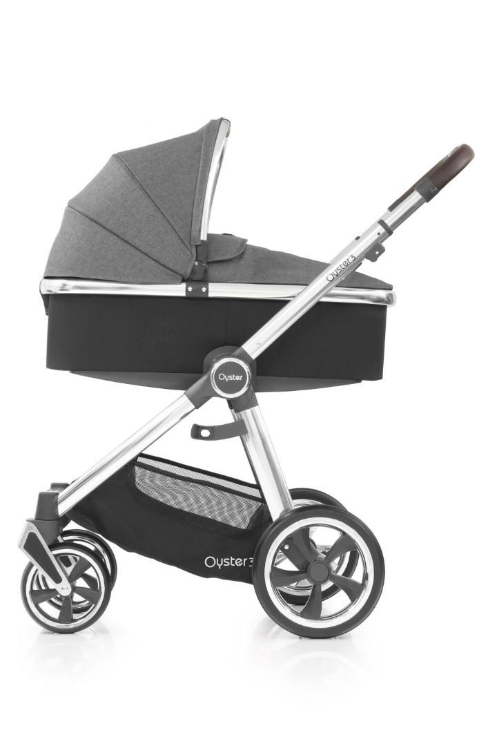 Универсальная коляска 2 в 1 BabyStyle Oyster 3 /  Mercury